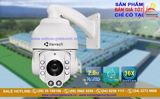 Camera mini Speed Dome HDCVI VANTECH VP-307CVI
