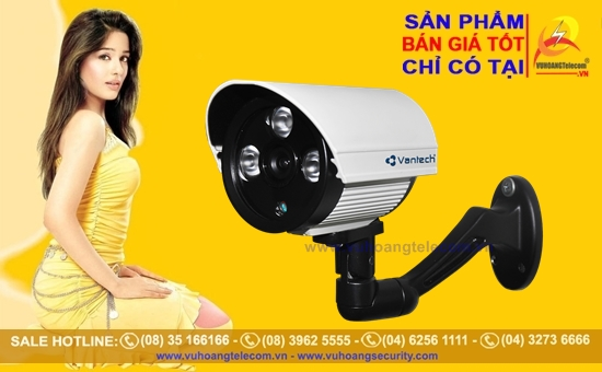 Camera thân hồng ngoại VANTECH VT-3224B