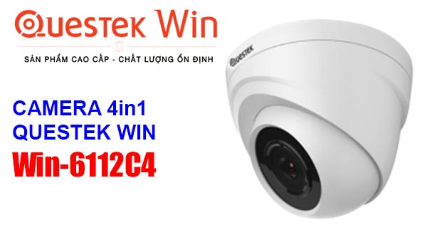 Camera Dome 4in1 1.3MP Questek Win Win-6112C4 giá rẻ