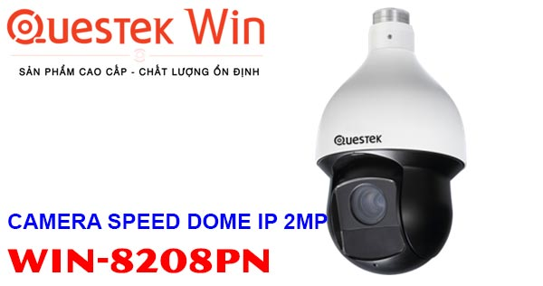 Camera Speed Dome IP 2MP Questek Win-8208PN giá rẻ