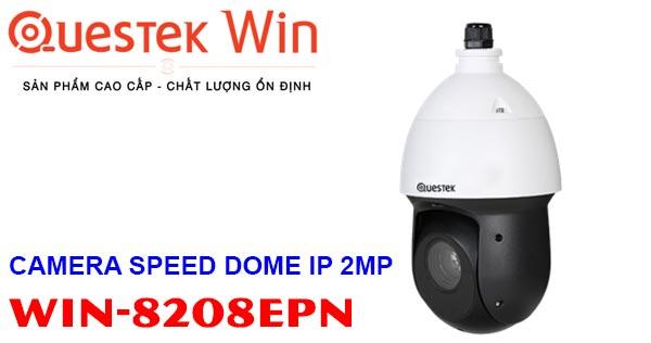 Camera Speed Dome IP 2MP Questek Win-8208ePN giá rẻ