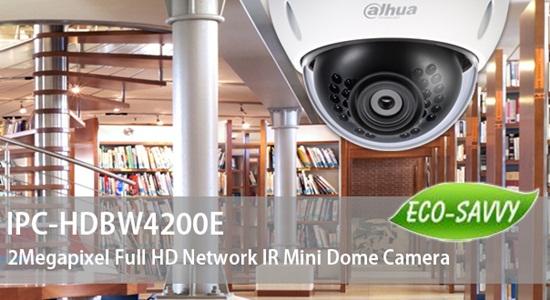 Camera IP DAHUA HDBW4200E - 2