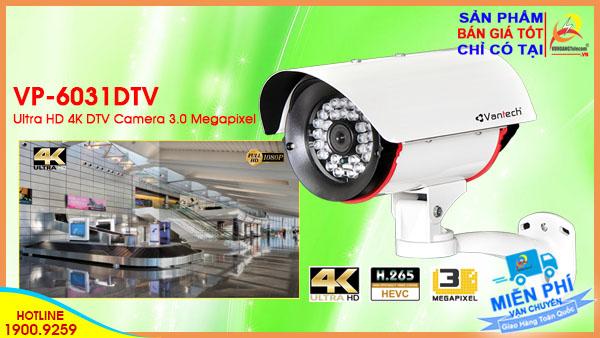 Camera DTV 4K Vantech VP-6031DTV