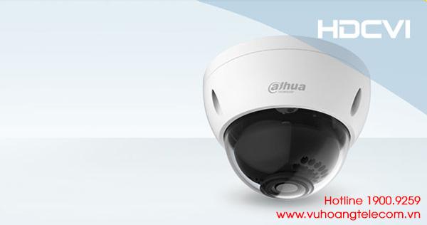 Camera HDCVI 2MP Dahua HAC-HDBW2221EP giá tốt