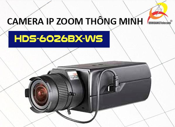 Bán camera IP thông minh HDS-6026BX-WS giá rẻ
