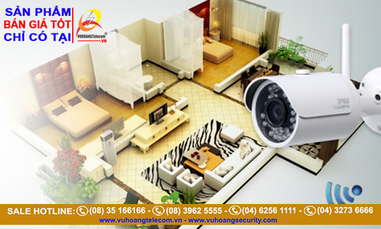 Camera IP Wifi Dahua DH-IPC-HFW1000S-W