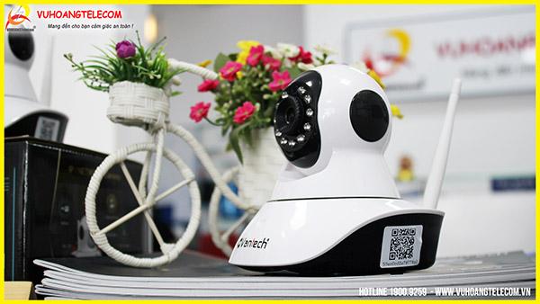 Camera Smart IP Wifi VANTECH VT-6300A