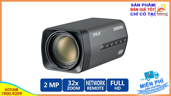 Camera IP Zoom Samsung SNZ-6320P giá tốt