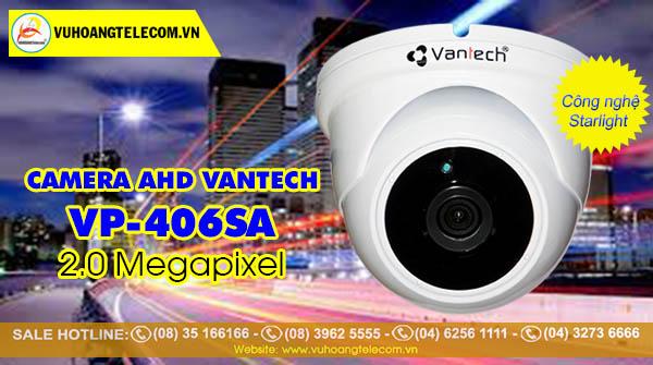 Camera Vantech AHD VP-406SA