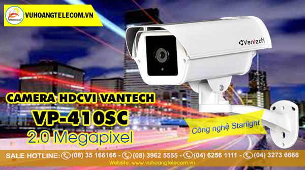 Camera Starlight Vantech VP-410SC