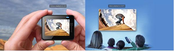 Màn hình cảm ứng wifi và dung lượng pin có thể thay thế