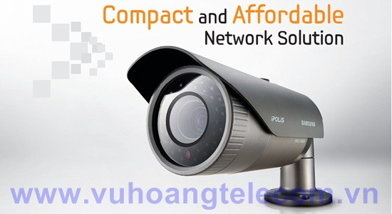 camera thân hồng ngoại Samsung SNO-1080RP-2