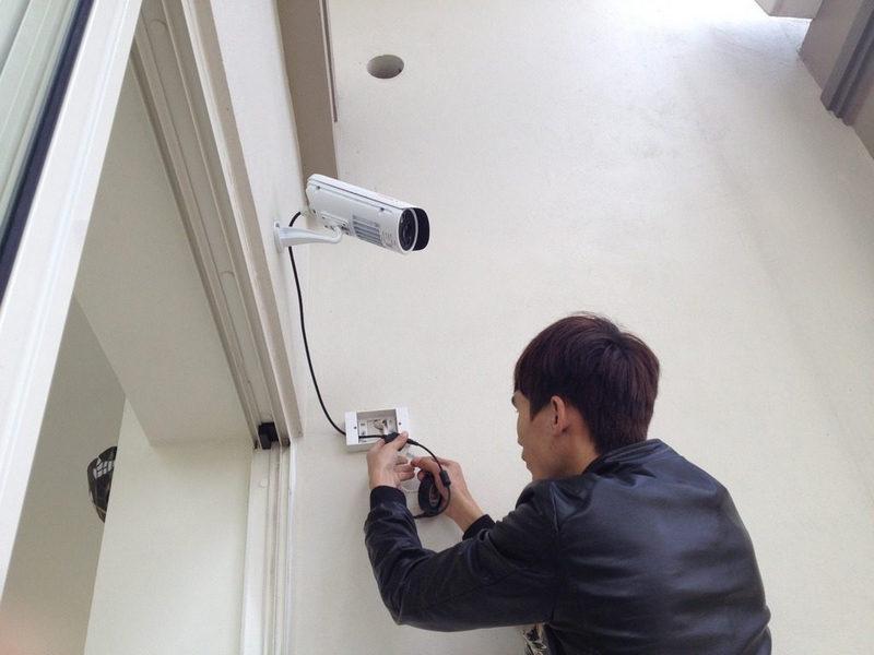 lắp đặt camera tại Bình Dương