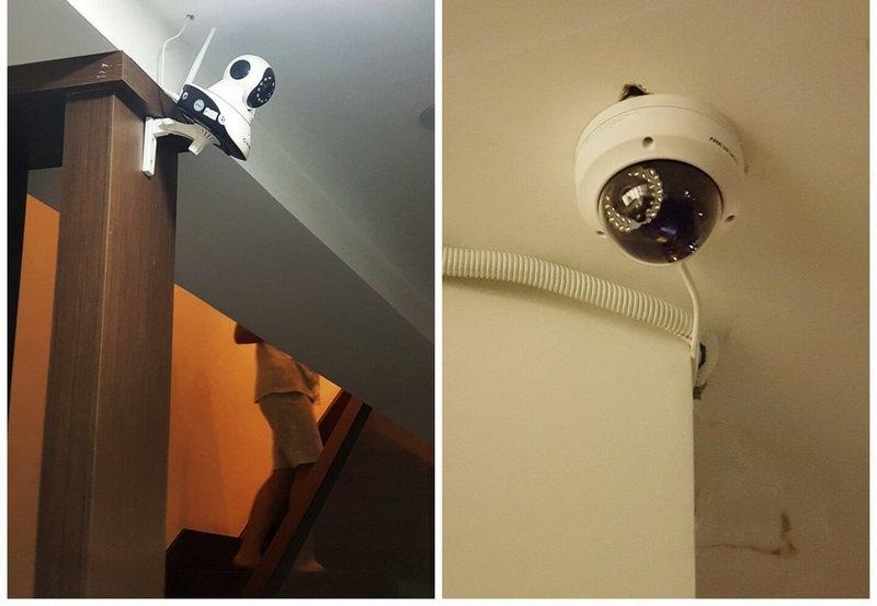 lắp đặt camera quan sát tại Thủ Dầu Một