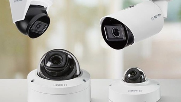 Thương hiệu camera bình dương Bosch