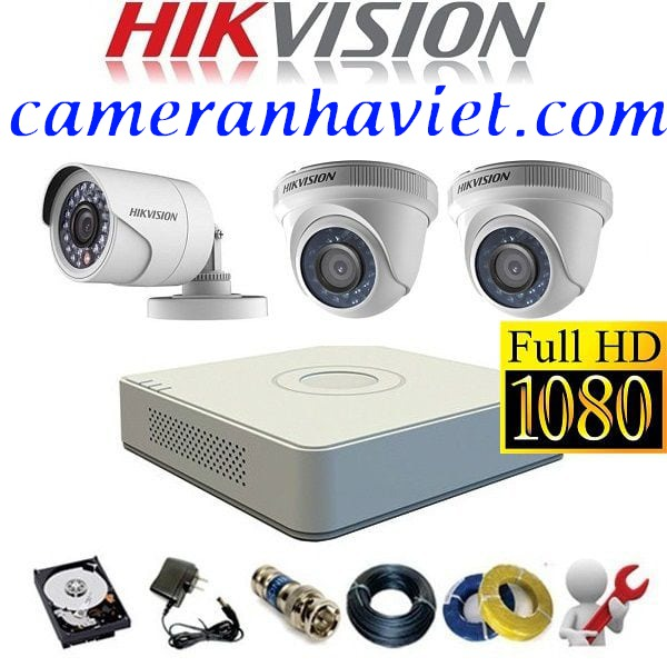 camera bình dương Hikvision