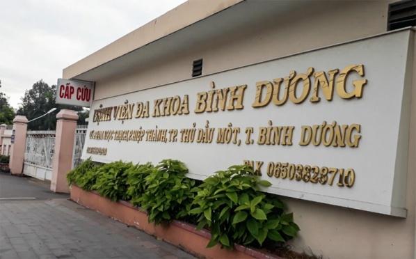 bệnh viện đa khoa tỉnh bình dương
