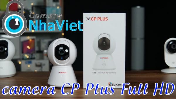 Camera Bình Dương CP Plus