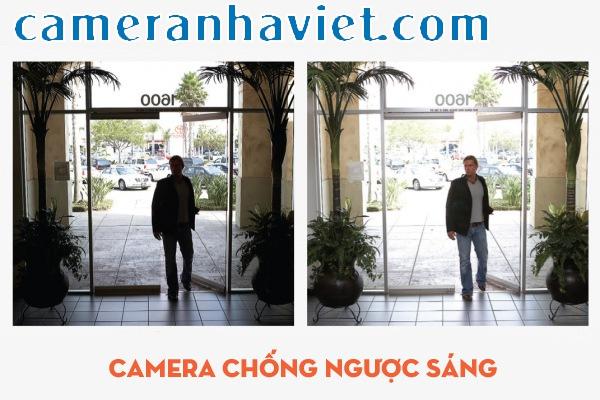 Tính năng chống ngược sáng của camera Hikvision