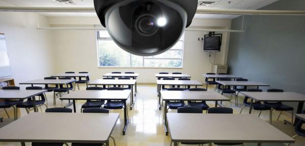 camera quan sát cho trường học