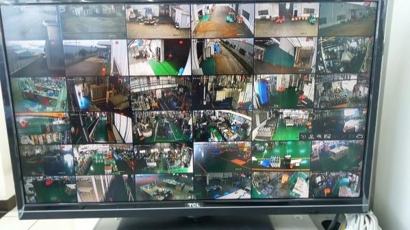 camera quan sát nhà xưởng